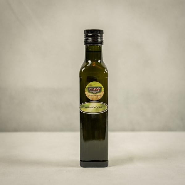 Knoblauch-Chili-Öl 250ml