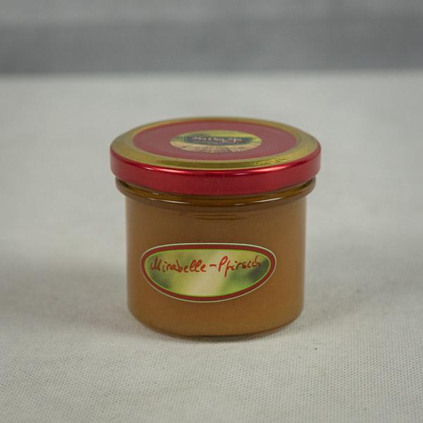 Mirabelle-Pfirsich, groß