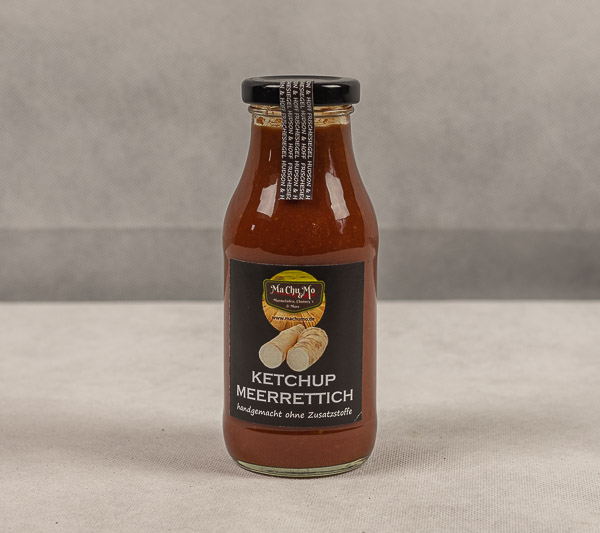 Ketchup Meerrettich